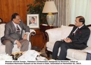 ambassador og president